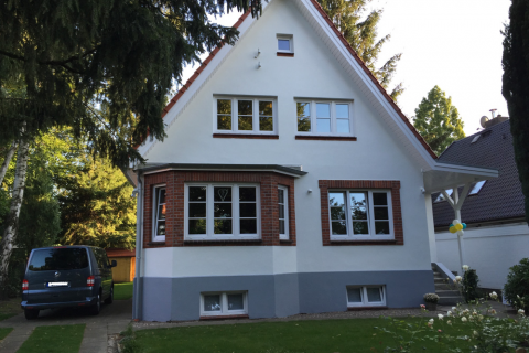 Kernsanierung Haus 1930